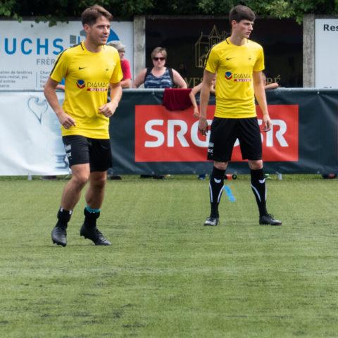 Coupe de suisse – FC Fleurier – FC Nidau 10