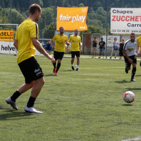 Coupe de suisse – FC Fleurier – FC Nidau 12