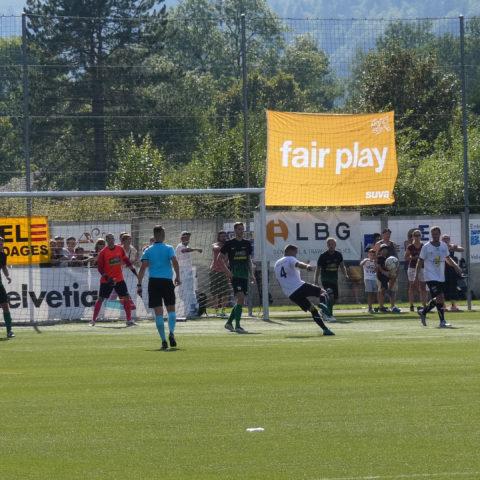 Coupe de suisse – FC Fleurier – FC Nidau 36