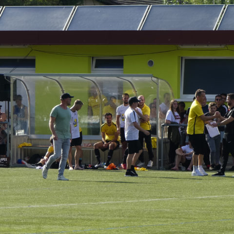 Coupe de suisse – FC Fleurier – FC Nidau 38